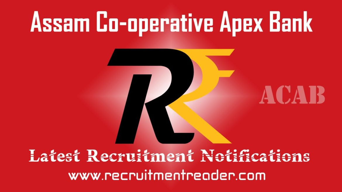 ACAB Recruitment Notification 2018