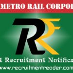 NMRC Recruitment Notification