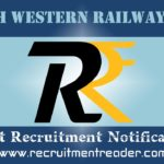 North Western Railway RRC Recruitment Notification 2018