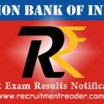 Union Bank of India Exam Results 2018