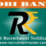 IDBI Bank Recruitment Notification 2019
