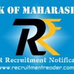 Bank of Maharashtra Recruitment Notification 2020