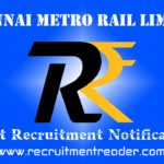 CMRL Recruitment Notification