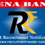 Dena Bank Recruitment Notification 2018