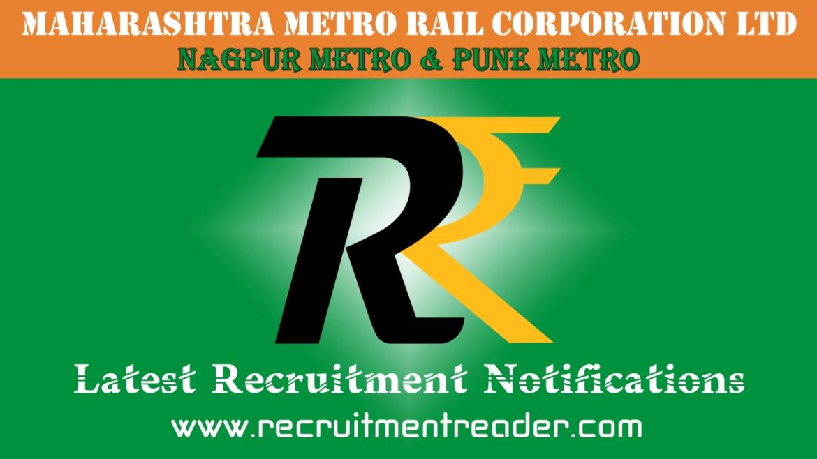 Maharashtra Metro Rail Recruitment Notification 2018