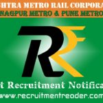 Maharashtra Metro Rail Recruitment Notification 2019