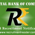 Oriental Bank Recruitment Notification 2019