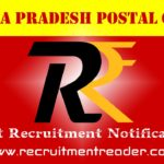 AP Postal Recruitment Notification 2019