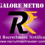 BMRCL Recruitment Notification