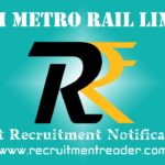 KMRL Recruitment Notification 2019