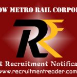 UPMRC Recruitment Notification