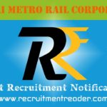 MMRCL Recruitment Notification 2019