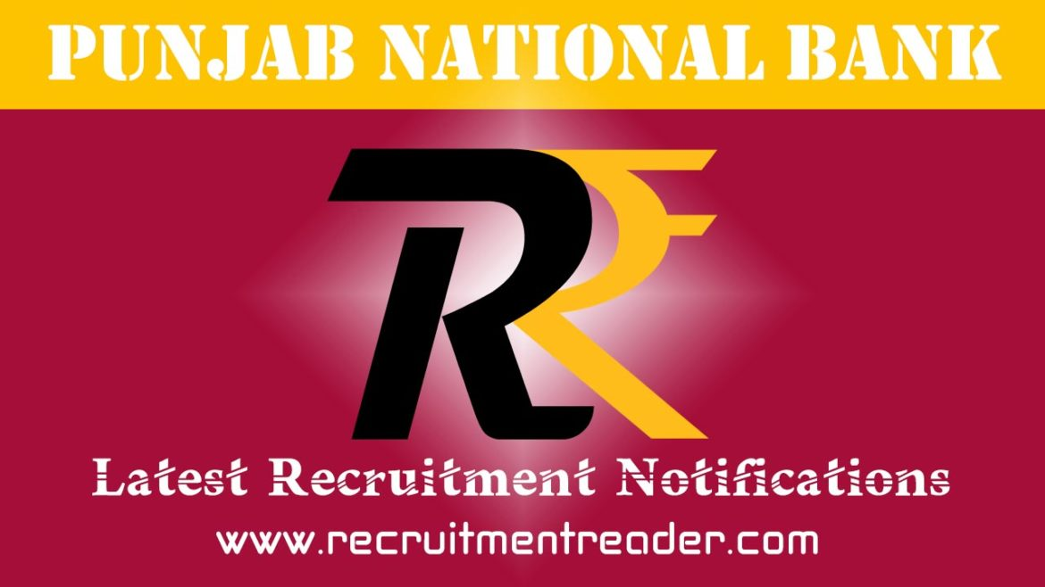PNB Recruitment Notification 2018