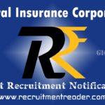 GIC Re India Recruitment Notification 2018