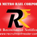 JMRC Recruitment Notification 2019