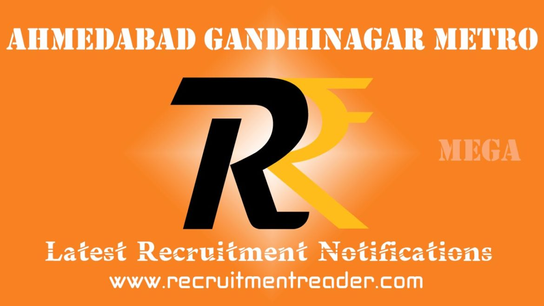 Gujarat Metro Rail Recruitment Notification 2018
