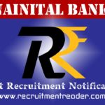 Nainital Bank Recruitment Notification 2019