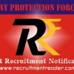 RPF Recruitment Notification 2019