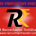 RPF Recruitment Notification 2018