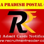 AP Postal Exam Admit Card 2019