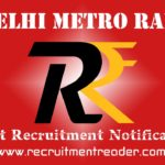 DMRC Recruitment Notification 2019