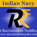 Indian Navy Recruitment Notification 2018