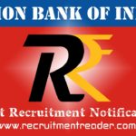 Union Bank of India Recruitment Notification 2020