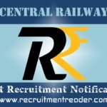 West Central Railway Recruitment Notification