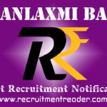 Dhanlaxmi Bank Recruitment Notification 2018