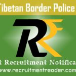 ITBP Recruitment Notification 2019