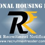 NHB Recruitment Notification 2020