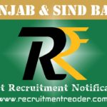 PSB Recruitment Notification 2019