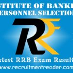 IBPS RRB VII Exam Result 2018