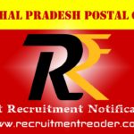 HP Postal Recruitment Notification 2018