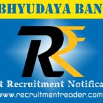 Abhyudaya Bank Recruitment Notification 2019