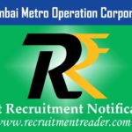 MMMOCL Recruitment Notification 2020