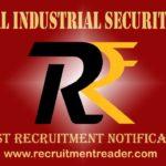 CISF Recruitment Notification