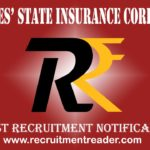 ESIC Recruitment Notification