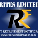 RITES Recruitment Notification