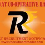Saraswat Bank Recruitment Notification