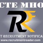 MCTE Mhow Recruitment