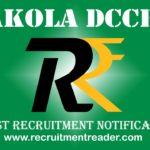 Akola DCCB Recruitment