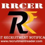 RRCER Recruitment